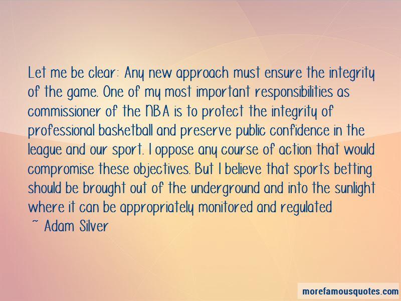 Adam Silver Quotes Pictures 3
