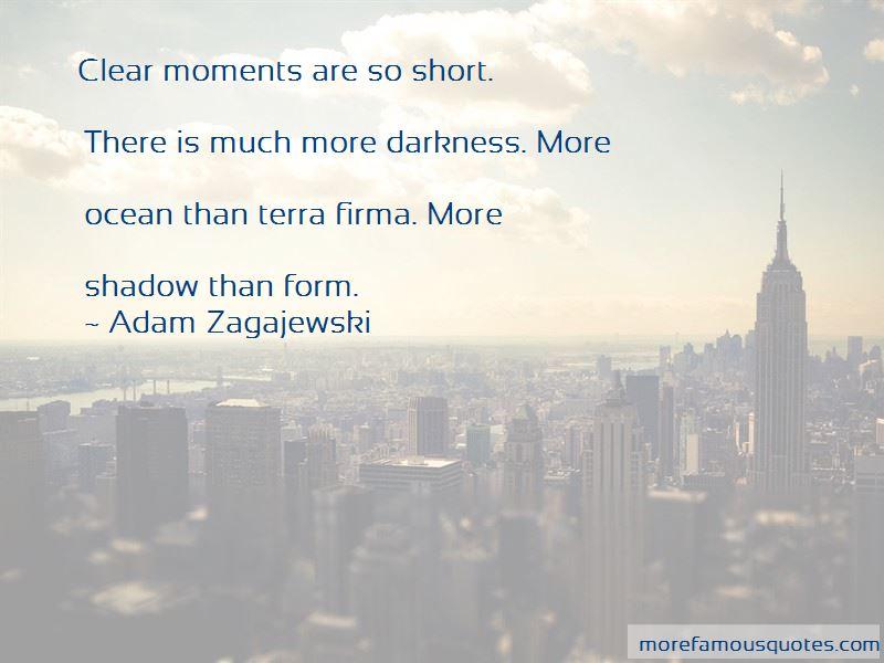 Adam Zagajewski Quotes Pictures 3