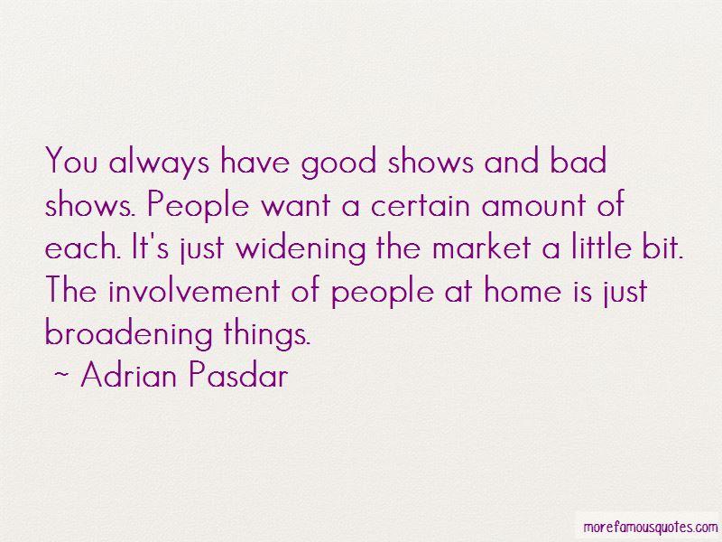 Adrian Pasdar Quotes Pictures 2