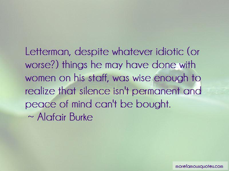 Alafair Burke Quotes Pictures 3