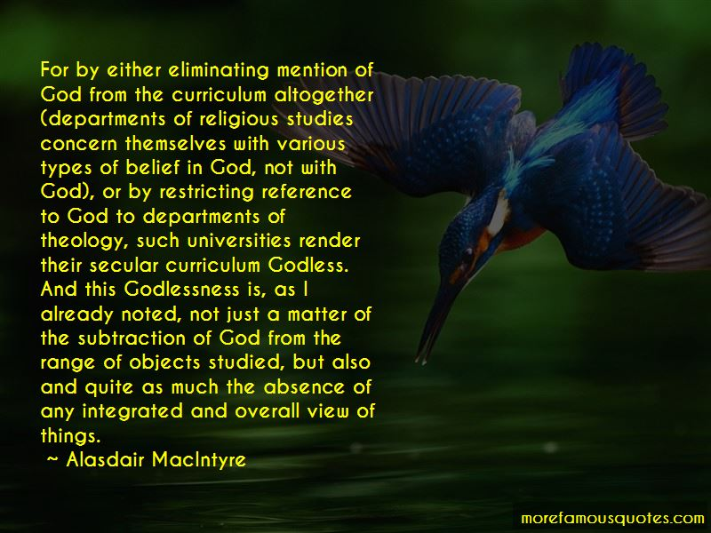 Alasdair MacIntyre Quotes Pictures 2