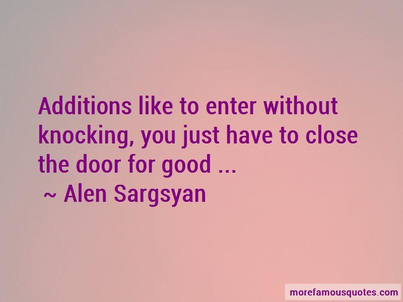 Alen Sargsyan Quotes Pictures 2