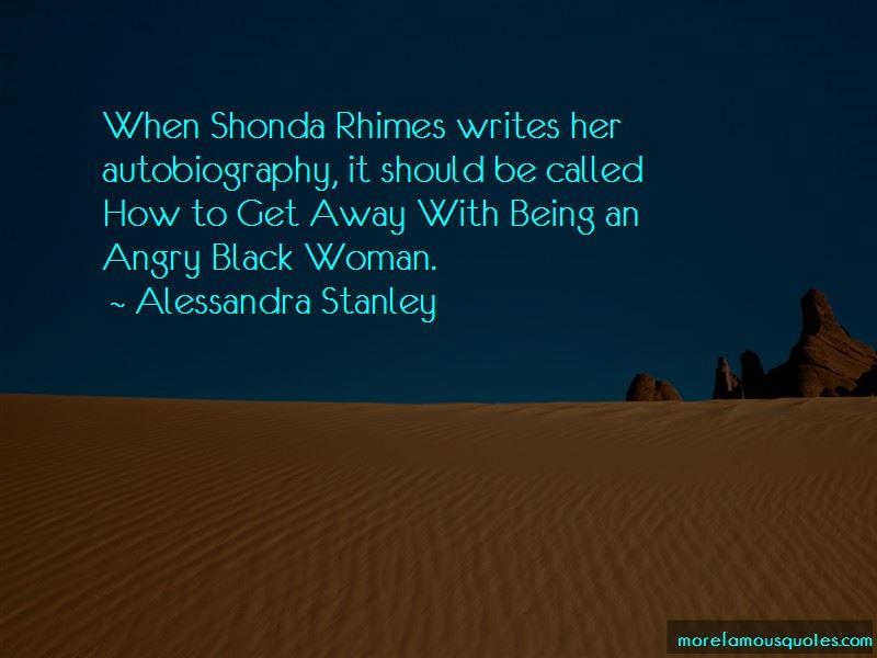 Alessandra Stanley Quotes