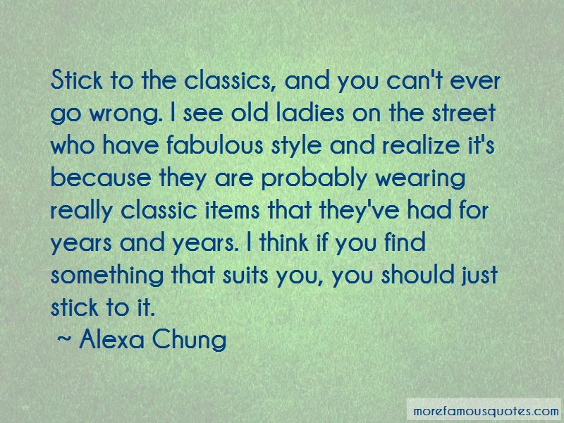 Alexa Chung Quotes Pictures 2