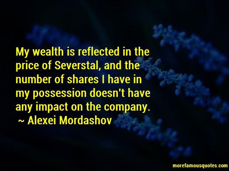 Alexei Mordashov Quotes Pictures 4