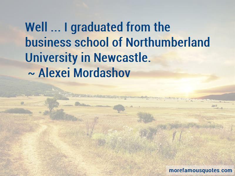 Alexei Mordashov Quotes