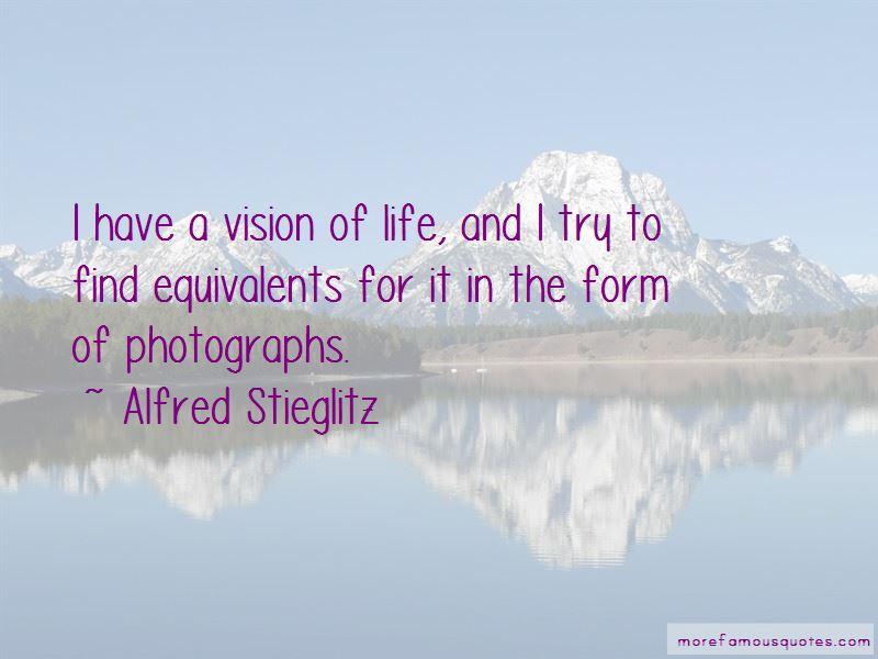 Alfred Stieglitz Quotes Pictures 2