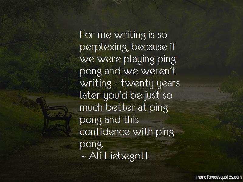 Ali Liebegott Quotes Pictures 3