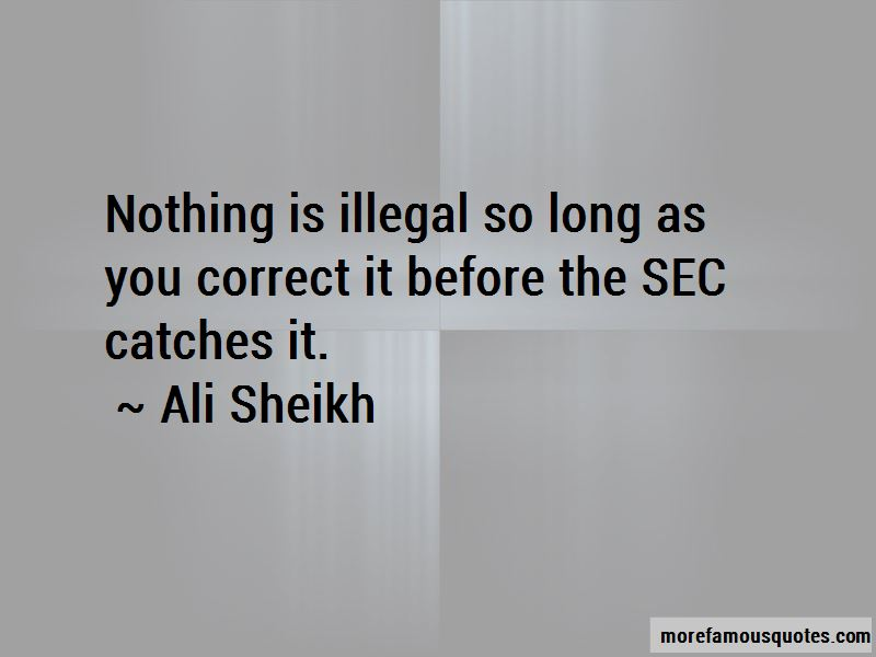 Ali Sheikh Quotes Pictures 3