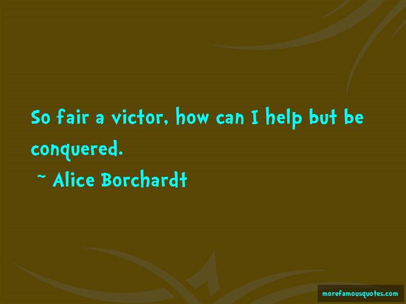 Alice Borchardt Quotes Pictures 3