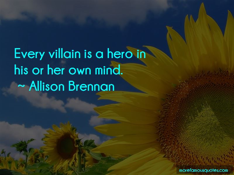 Allison Brennan Quotes Pictures 2