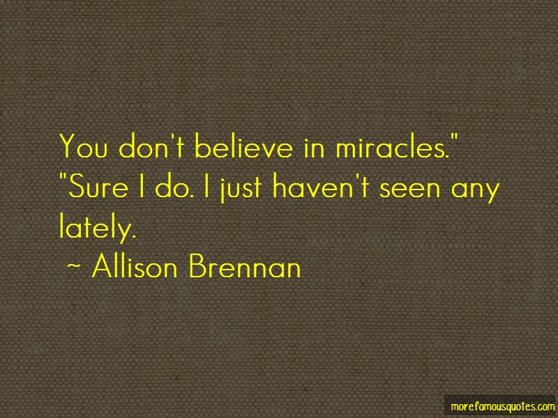 Allison Brennan Quotes Pictures 3
