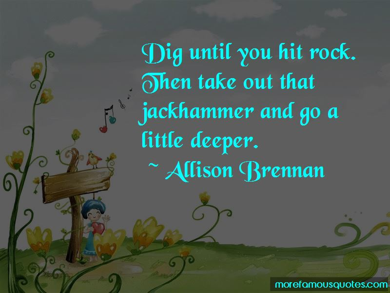 Allison Brennan Quotes Pictures 4