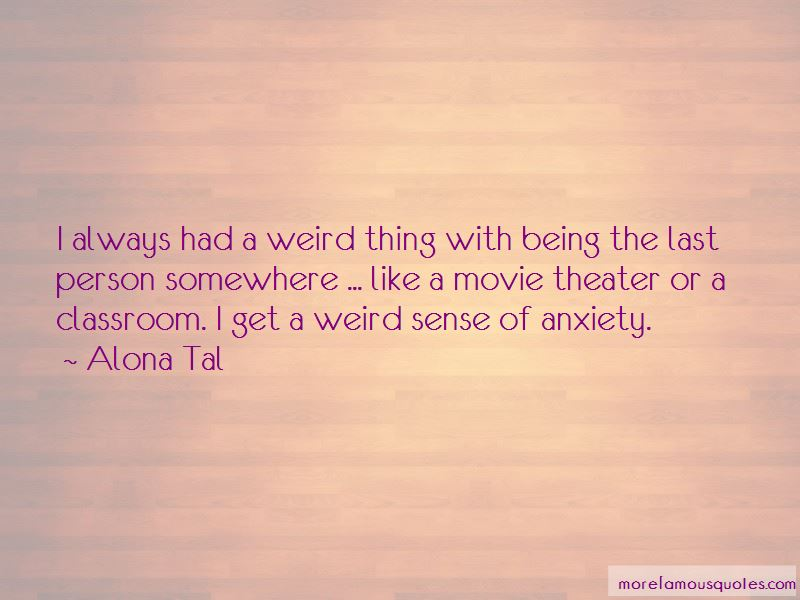 Alona Tal Quotes Pictures 2