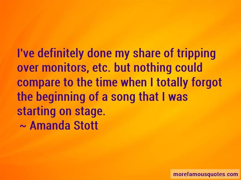 Amanda Stott Quotes Pictures 3