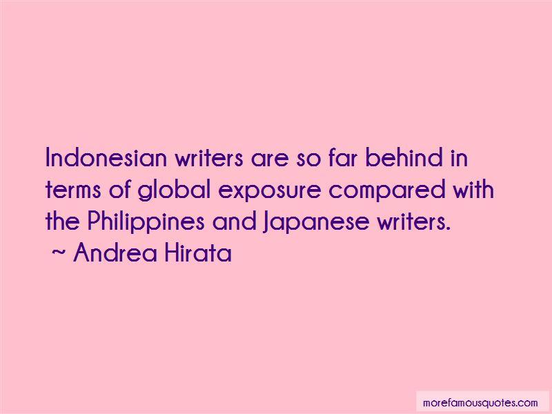 Andrea Hirata Quotes Pictures 3