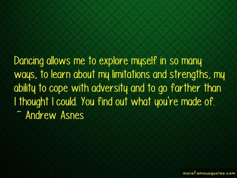 Andrew Asnes Quotes