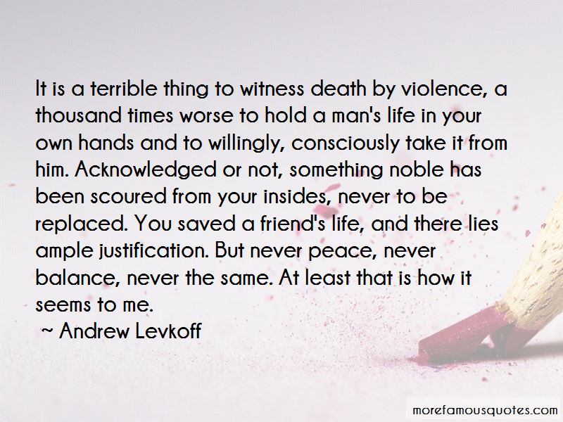 Andrew Levkoff Quotes Pictures 2