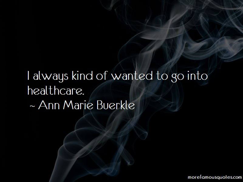 Ann Marie Buerkle Quotes Pictures 2