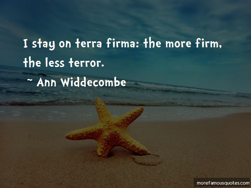 Ann Widdecombe Quotes Pictures 2