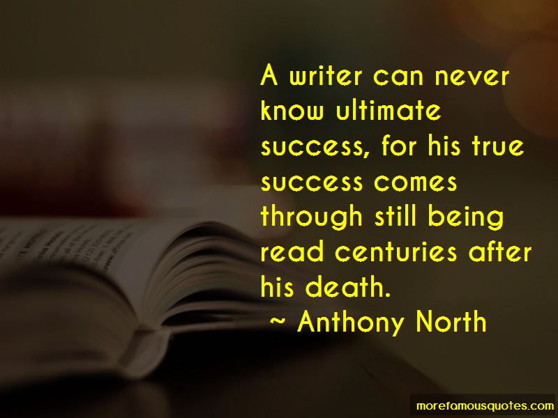 Anthony North Quotes Pictures 3