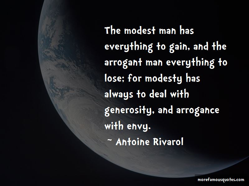 Antoine Rivarol Quotes Pictures 4