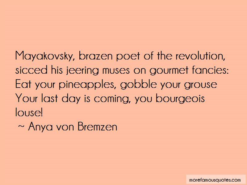 Anya Von Bremzen Quotes Pictures 3
