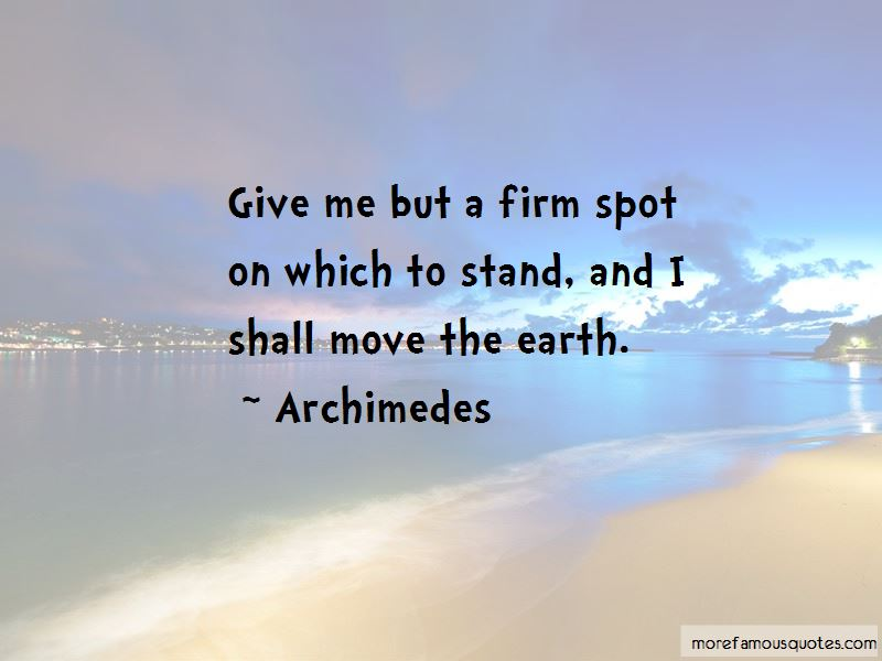 Archimedes Quotes Pictures 4
