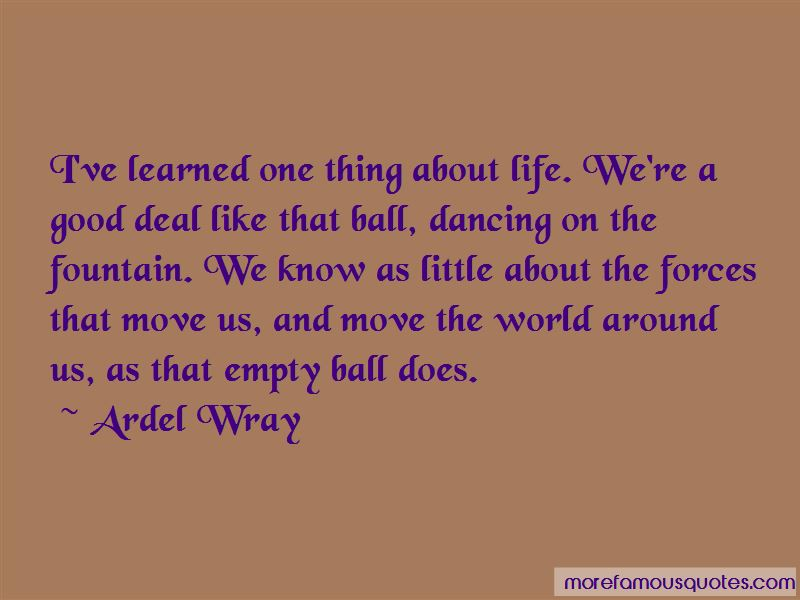 Ardel Wray Quotes Pictures 2