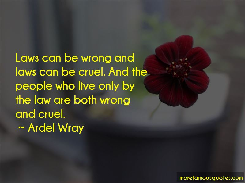 Ardel Wray Quotes Pictures 3