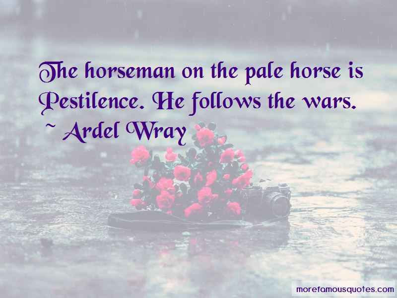Ardel Wray Quotes Pictures 4