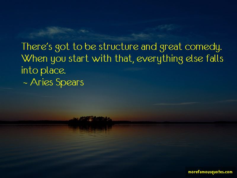Aries Spears Quotes