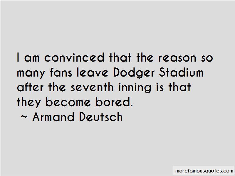 Armand Deutsch Quotes Pictures 2