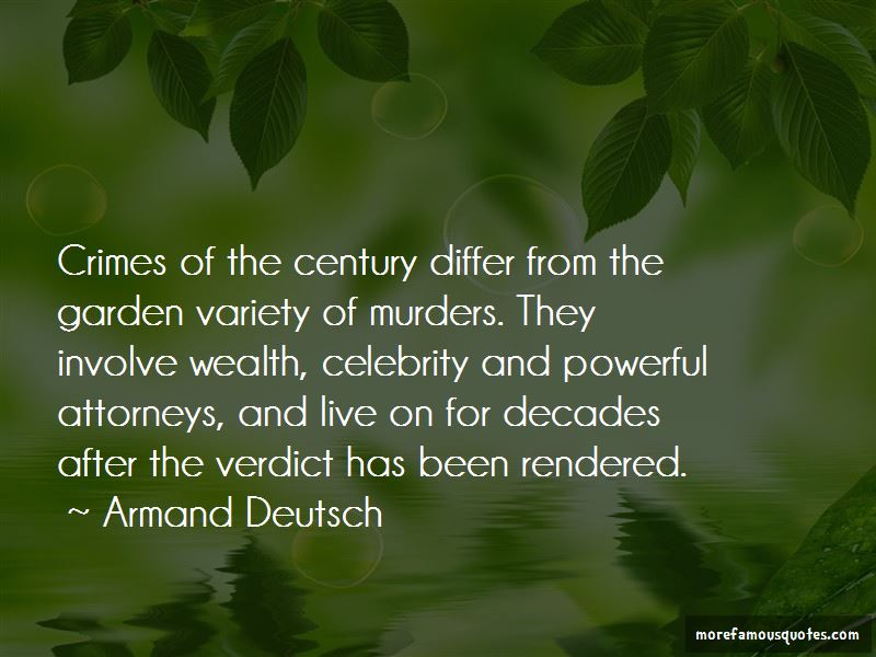 Armand Deutsch Quotes Pictures 3