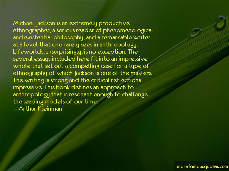 Arthur Kleinman Quotes Pictures 4