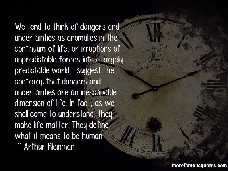 Arthur Kleinman Quotes