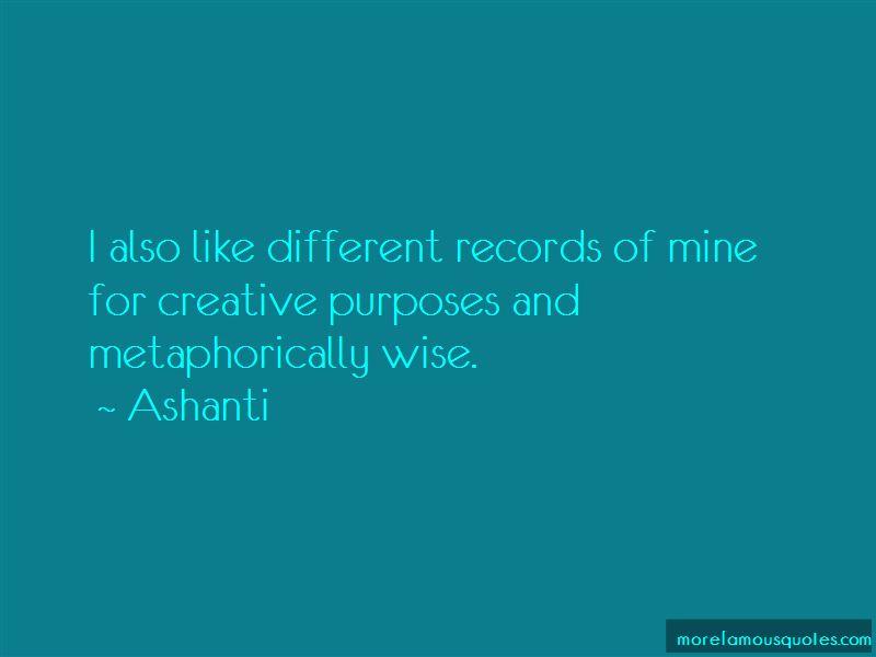 Ashanti Quotes Pictures 2