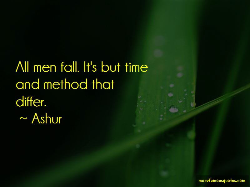 Ashur Quotes Pictures 2