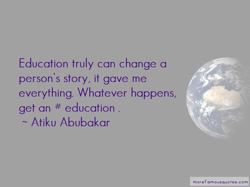Atiku Abubakar Quotes Pictures 3