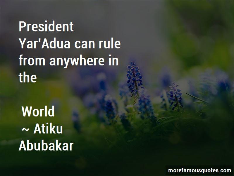 Atiku Abubakar Quotes Pictures 4