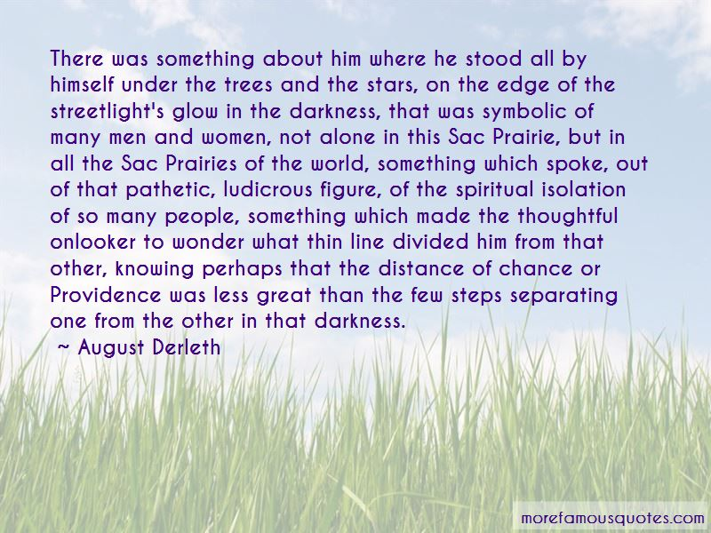 August Derleth Quotes