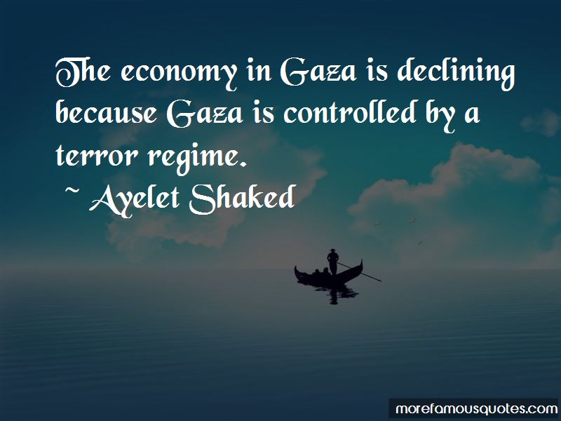 Ayelet Shaked Quotes Pictures 2