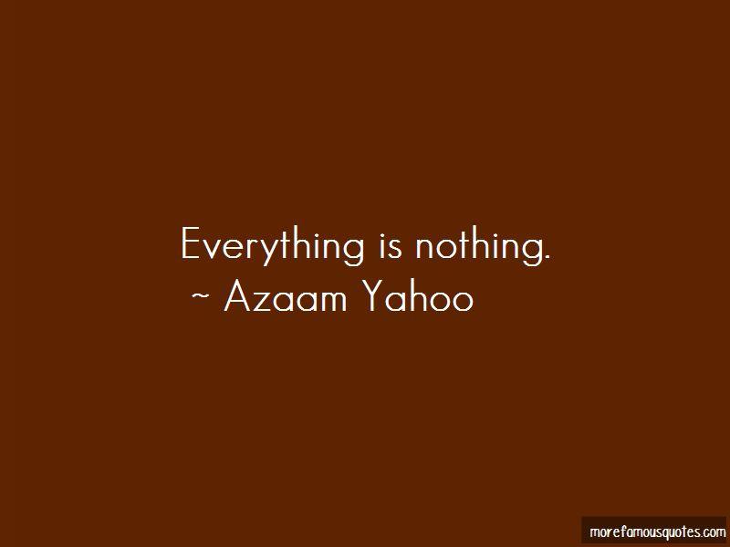 Azaam Yahoo Quotes Pictures 2