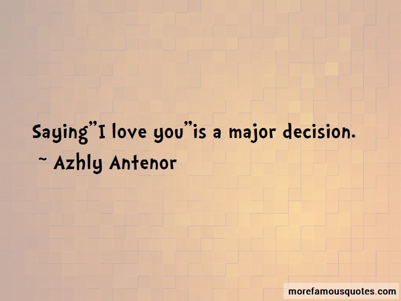 Azhly Antenor Quotes Pictures 2