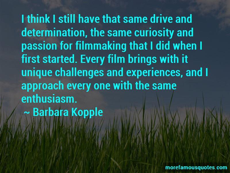 Barbara Kopple Quotes Pictures 3