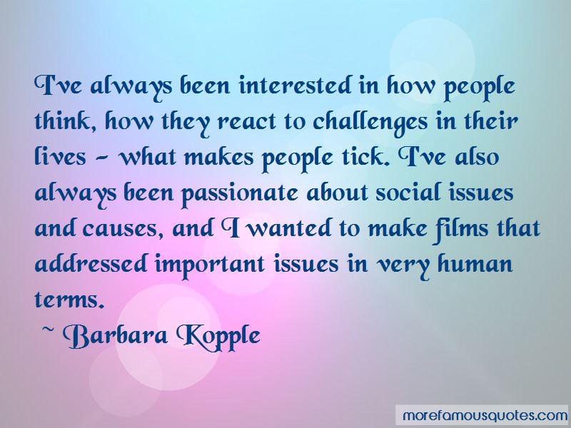 Barbara Kopple Quotes Pictures 4