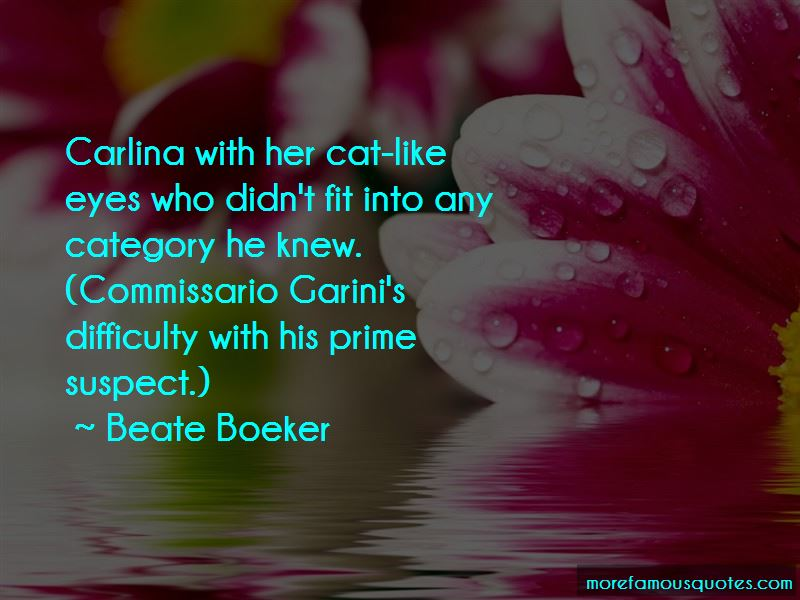 Beate Boeker Quotes Pictures 4