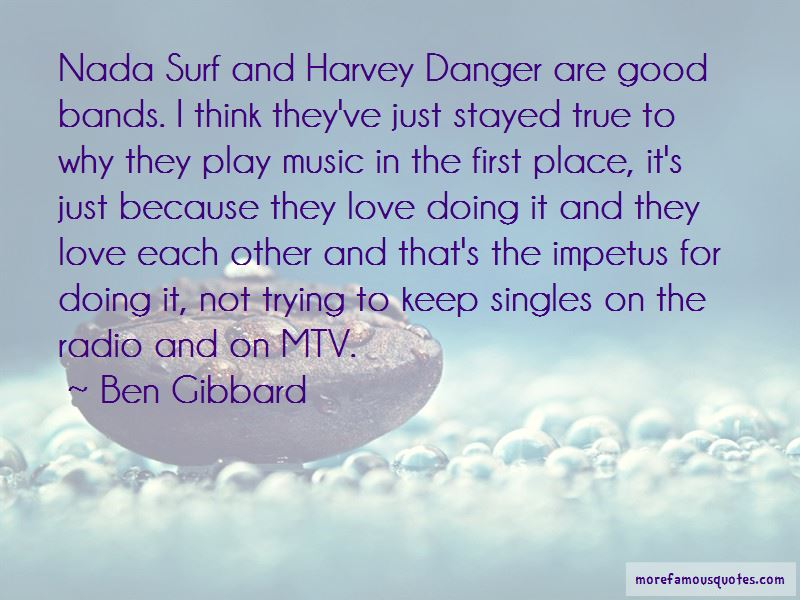 Ben Gibbard Quotes Pictures 2