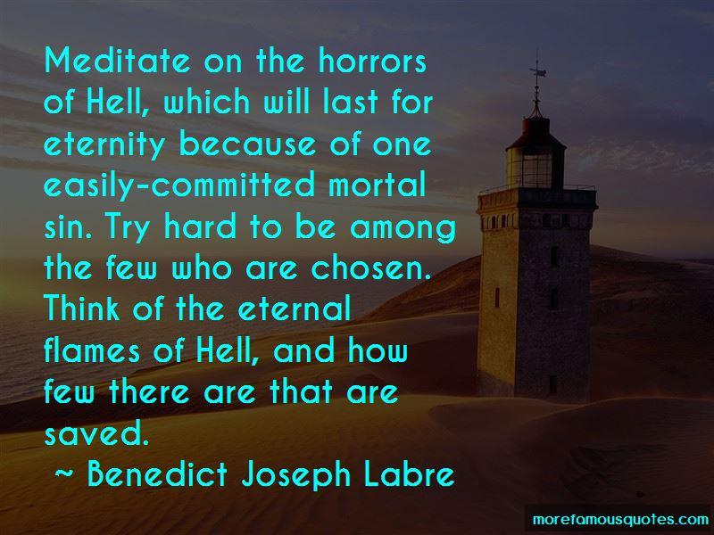 Benedict Joseph Labre Quotes Pictures 2