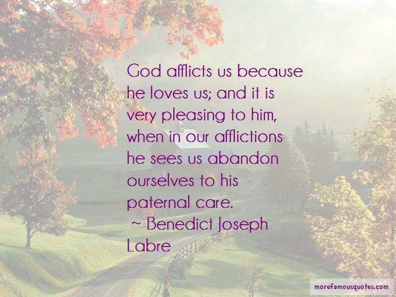 Benedict Joseph Labre Quotes Pictures 3